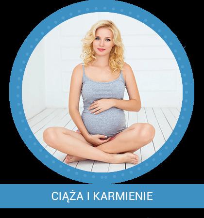 ciąża i karmienie