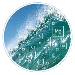 Komplet minerałów ipierwiastków śladowych